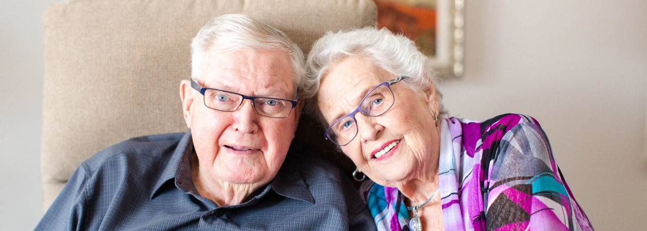 Canterbury Love Story: Canterbury Couple Proves Love Knows No Age